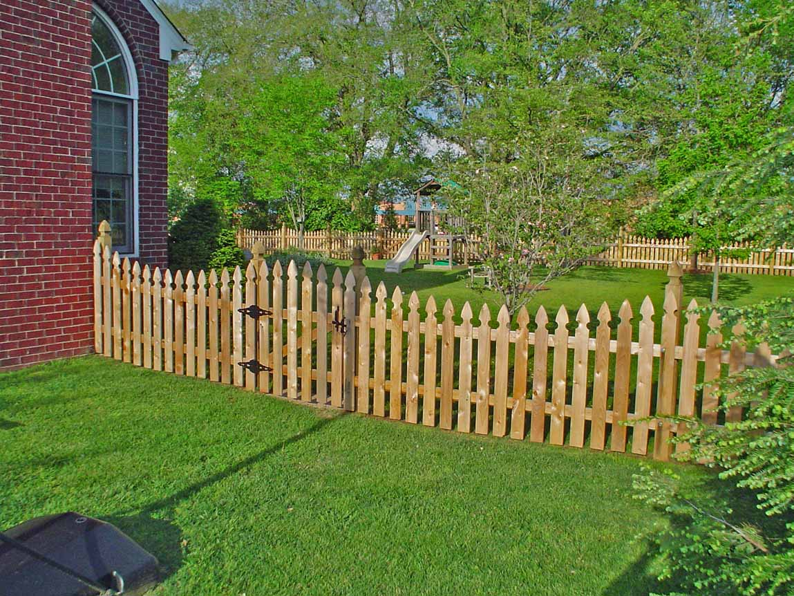 fence company franklin franklin fence and deck
