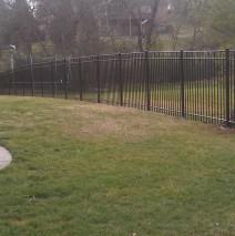 Aluminum Fence Nashville
