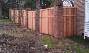 Fence Cap and Trim